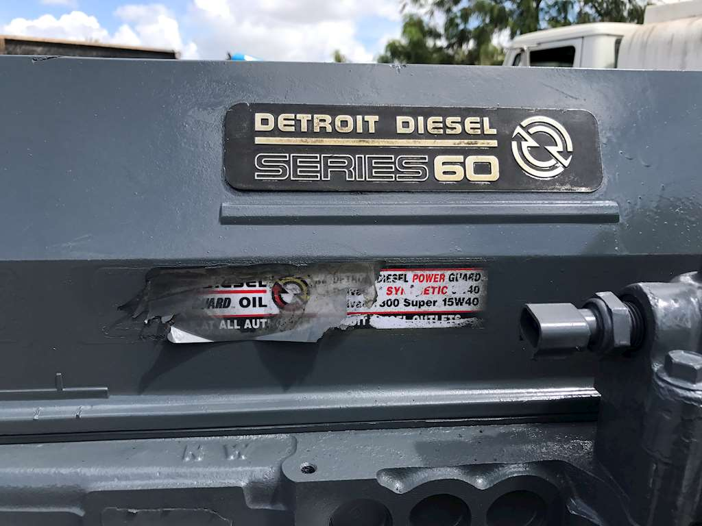 Detroit diesel series 60-127l engine complete