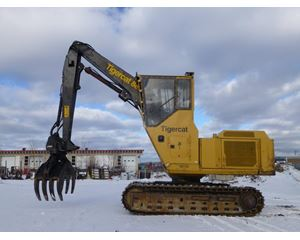Tigercat 880D Log Loader