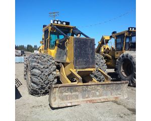 Tigercat 625C Logging / Forestry Equipment