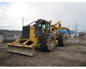 Tigercat 630D Logging / Forestry Equipment