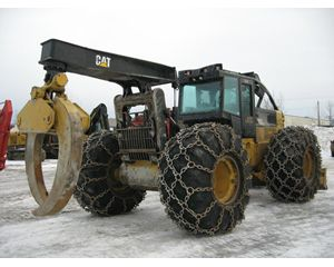 Caterpillar 545C Skidder
