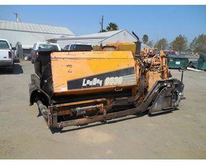 LeeBoy L8500 LD Asphalt Paver