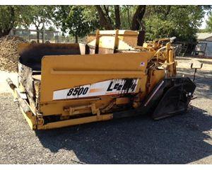 LeeBoy L8500T Asphalt Paver