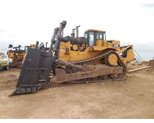 Caterpillar D11R Crawler Dozer