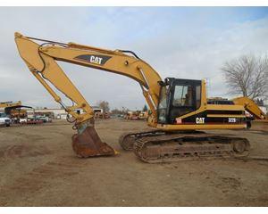 Caterpillar 322BL Excavator