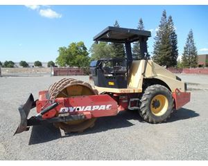 Dynapac CA152PD Padfoot Compactor