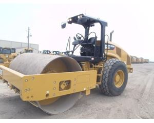 Caterpillar CS54B Smooth Drum Compactor