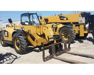 Caterpillar TH514 Telescopic Forklift