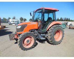 Kubota M7040D Tractors - 40 HP to 99 HP
