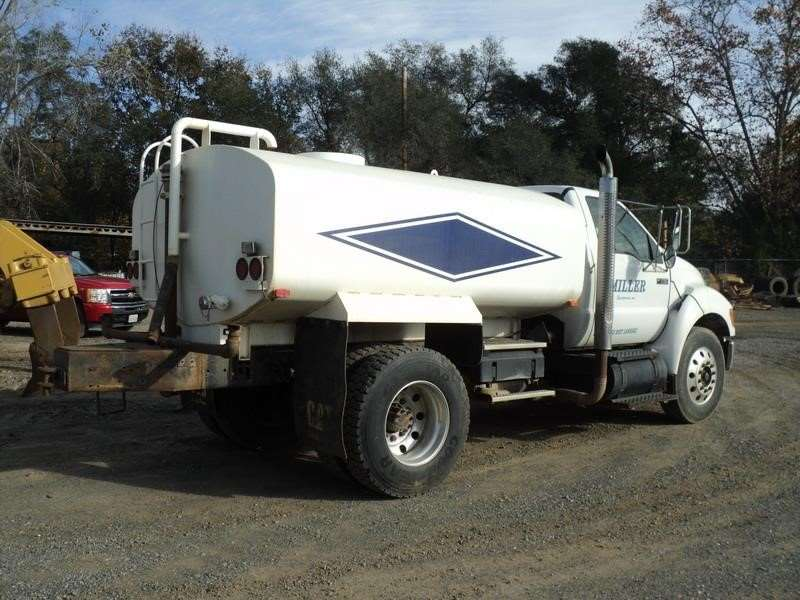 2006 ford f 750 water tank truck for sale 86 130 miles west sacramento ca 8906267. Black Bedroom Furniture Sets. Home Design Ideas
