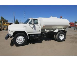 Ford F-700 Water Wagon