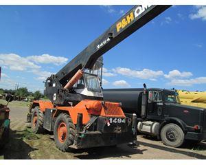 P&H 15 Ton Rough Terrain Cranes