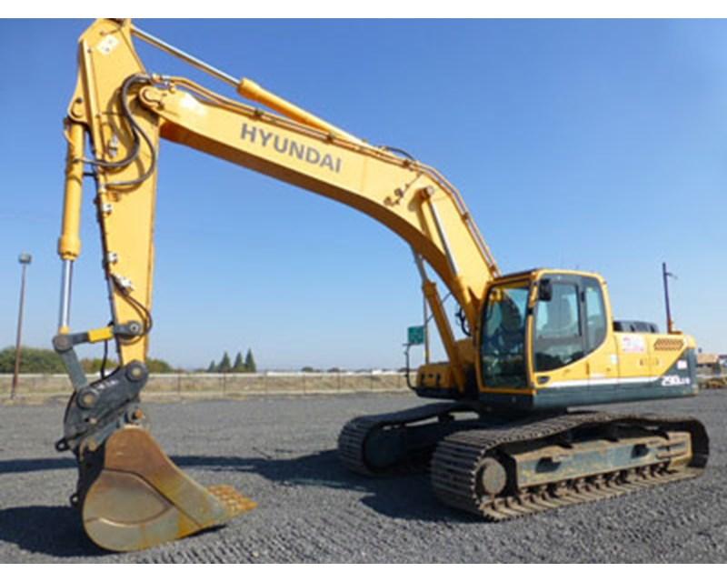 Hyundai 290LC-9 Crawler Excavator