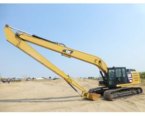 Caterpillar 324EL LR Long Reach Excavator
