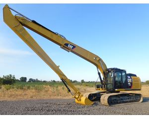 Caterpillar 329E LR Long Reach Excavator
