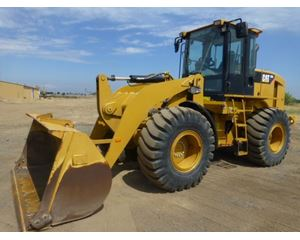 Caterpillar 928HZ Wheel Dozer