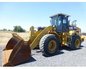 Caterpillar 950 K Wheel Dozer