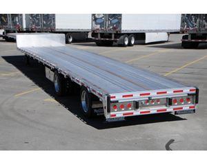 Reitnouer QTY (6) All Aluminum Drop Deck - CAL Legal Drop Deck Trailer