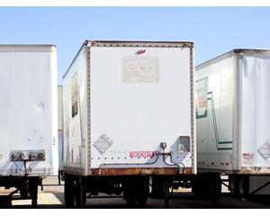 Alloy Trailers Dry Van Trailer