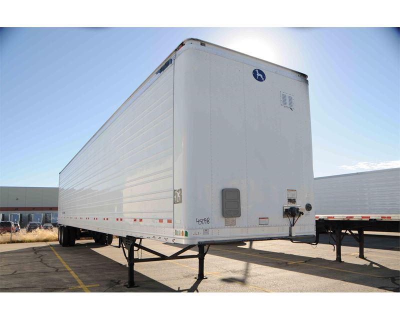 2007 Great Dane Dry Van Trailer For Sale - Salt Lake City ...