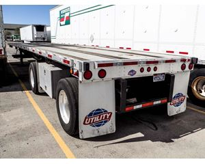 UTILITY Flatbed Trailer