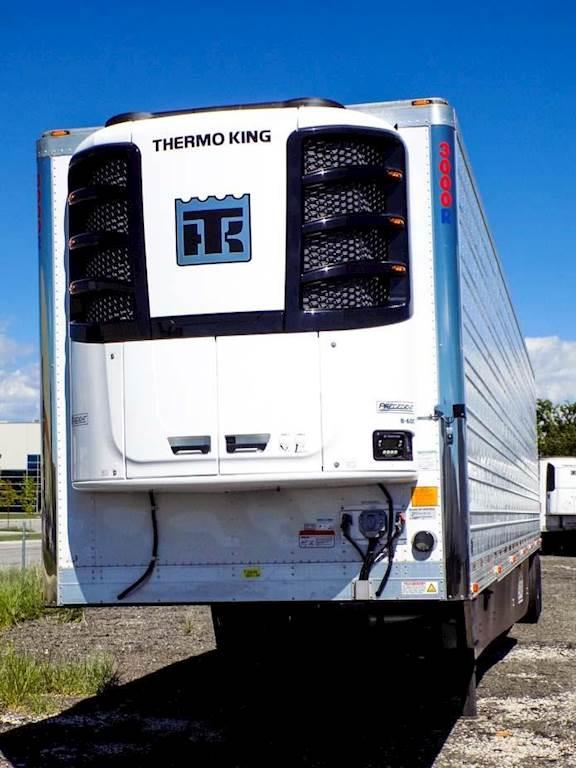 "Ottawa Trailer Sales >> 2020 UTILITY ""EVO"" S-600 +DISC BRAKES Refrigerated Trailer For Sale | Salt Lake City, UT | EVO ..."