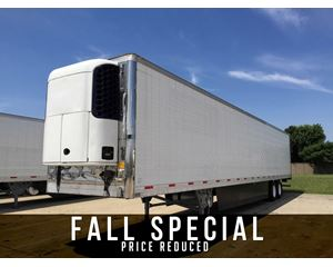 UTILITY Qty (16+) Thermo King SB-210 ETV Refrigerated Trailer