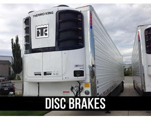 UTILITY Qty (25) Custom Spec Disc Brakes Coming January Refrigerated Trailer