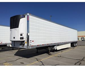 UTILITY Qty (5) Carrier 2500A Refrigerated Trailer