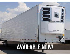 UTILITY Qty (50+) Custom Spec Tire MAAX Pro AVAILABLE NOW Refrigerated Trailer
