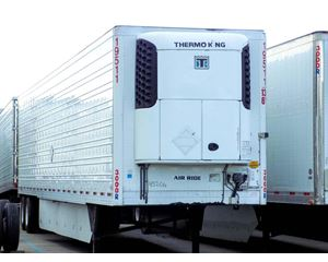 UTILITY THERMO KING SB-210+ Refrigerated Trailer