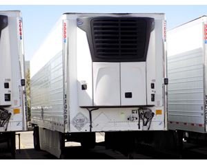 UTILITY X2 2500A Refrigerated Trailer