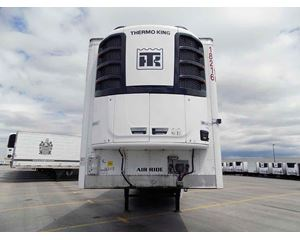 Wabash New TK C-600 Installed Refrigerated Trailer