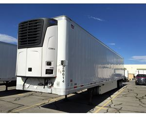 Wabash Qty (5+) Carrier 2500A w/9-10k Hrs Refrigerated Trailer
