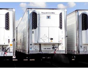 Wabash THERMO KING SB-210+ ETV Refrigerated Trailer
