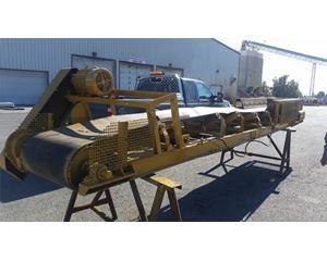 SHOP MADE 24x24 Conveyor / Stacker
