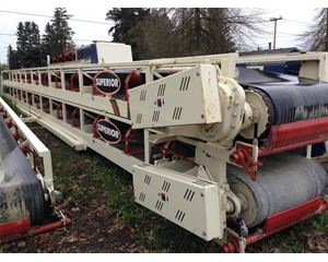 Superior 36X60STKP Conveyor / Stacker