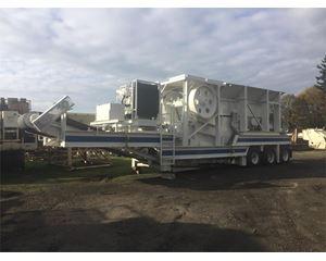 Armadillo 3042 Crushing Plant