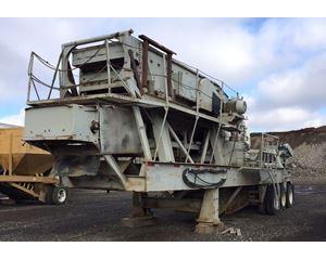 Cedarapids 54RCII Crushing Plant