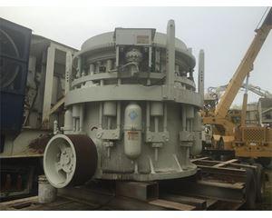 Cedarapids MVP450 Crushing Plant