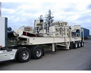 Cedarapids MVP450X Crushing Plant