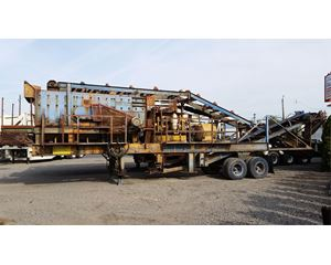 Cedarapids RC45 Crushing Plant