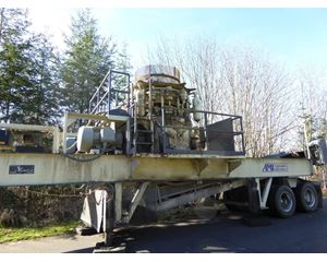 Cedarapids RC54 II Crushing Plant