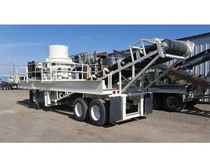 Metso HP300SX Crushing Plant