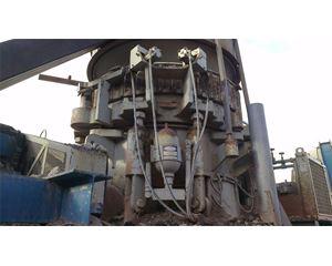 Nordberg 1352 STD Crushing Plant