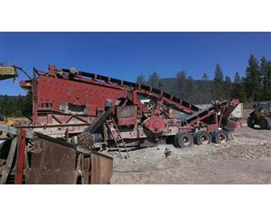 Pioneer 50VE Crushing Plant
