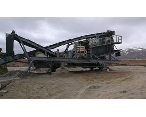 Symons 3 FT STD Crushing Plant