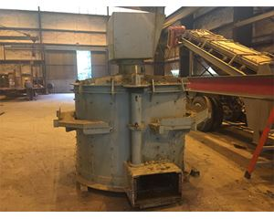 TEREX CANICA 95 Crushing Plant