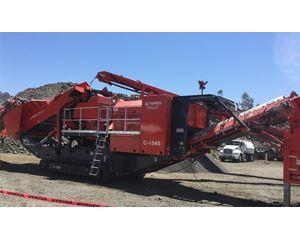 Terex Finlay C1545 Crushing Plant