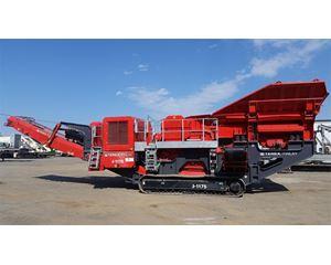 Terex Finlay J1175 Crushing Plant